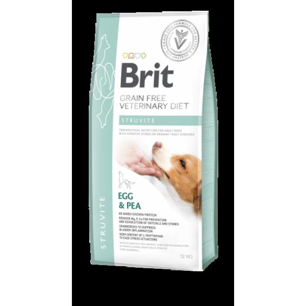 BRIT STRUVITE DOG 12kg BRIT