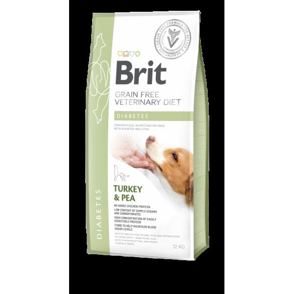 BRIT DIABETES DOG 2kg BRIT