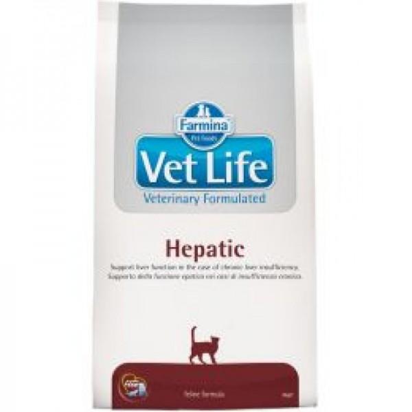 VL NTRL DIET HEPATIC 2kg VET LIFE