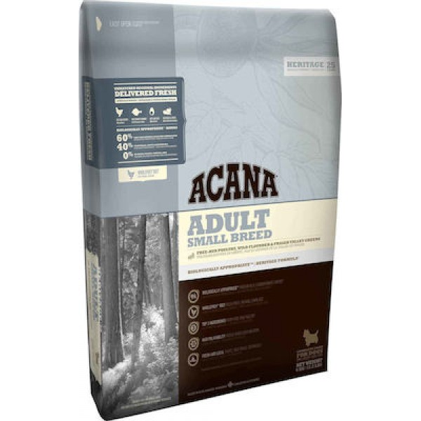 ACANA ADULT SMALL 6.0 kg ACANA