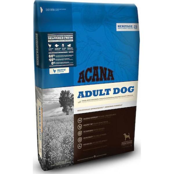 ACANA ADULT DOG  11.4  kg ACANA