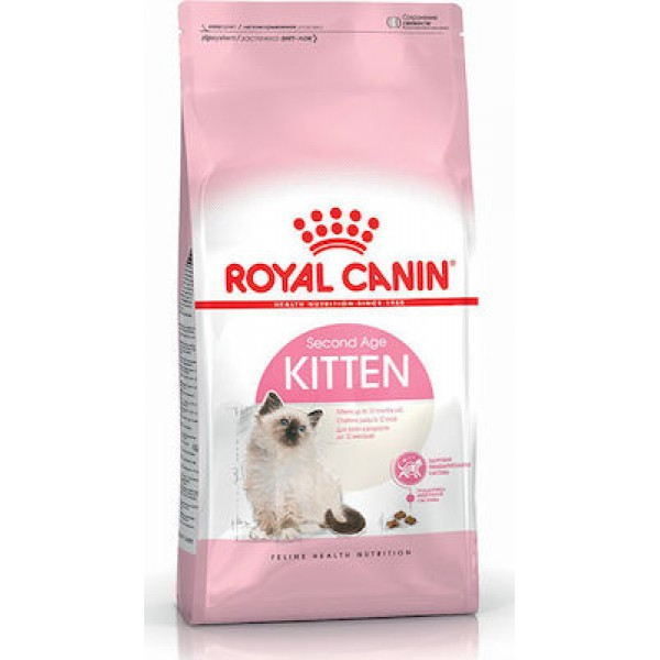 Kitten Second Age 4kg ROYAL CANIN
