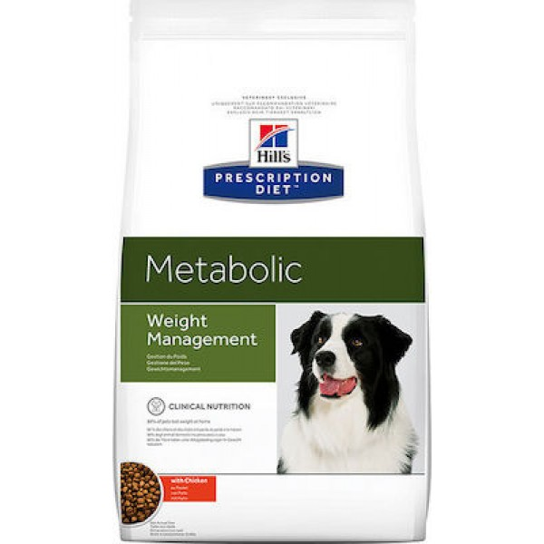 Hill's Prescription Diet Metabolic Canine 12kg Hill's PRESCRIPTION DIET