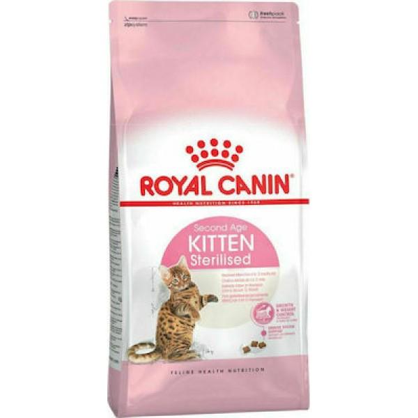 Kitten Sterilised 2kg ROYAL CANIN